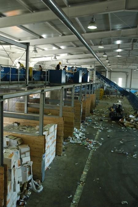 Κέντρο Διαλογής Ανακυκλώσιμου Υλικού Ηρακλείου ΚΔΑΥΗ