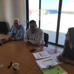 Η διαχείριση των απορριμμάτων της Βιάννου στο επίκεντρο συνάντησης στον ΕΣΔΑΚ