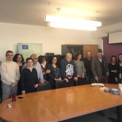 Κοπή πίτας στον Ενιαίο Σύνδεσμο Διαχείρισης Απορριμμάτων Κρήτης