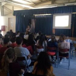 Οι μαθητές ενημερώθηκαν για την κατάργηση της πλαστικής σακούλας και την τσάντα πολλαπλών χρήσεων του Ε.Σ.Δ.Α.Κ.