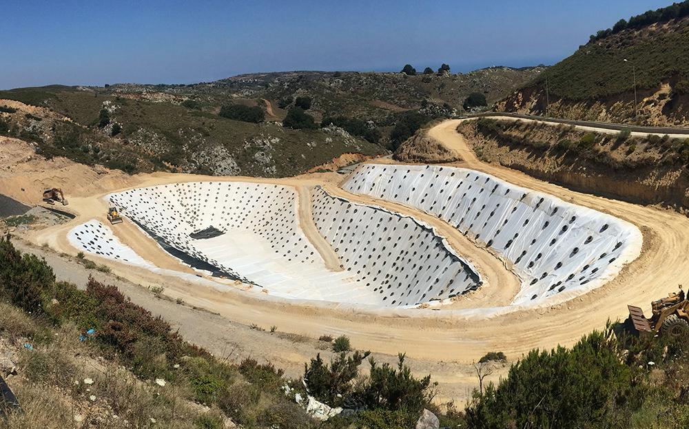 Ολοκληρώθηκε το έργο επέκτασης του ΧΥΤΑ Αμαρίου