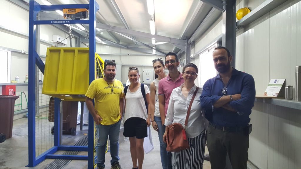 Από την Κρήτη στην Κύπρο η τεχνογνωσία του προγράμματος LIFE F4F – Τροφή από Τρόφιμα